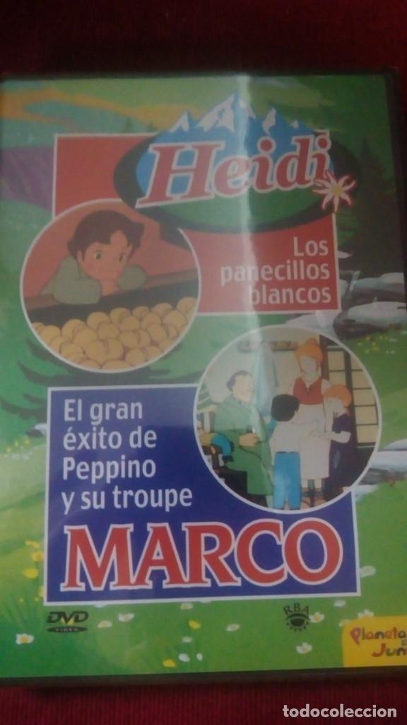 HEIDI Y MARCO Nº25 (Cine - Películas - DVD)