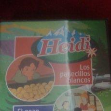 Cine: HEIDI Y MARCO Nº25. Lote 179392435