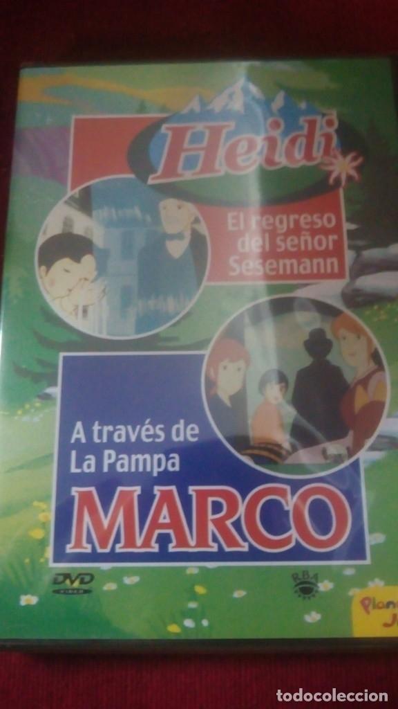 HEIDI Y MARCO Nº26 (Cine - Películas - DVD)