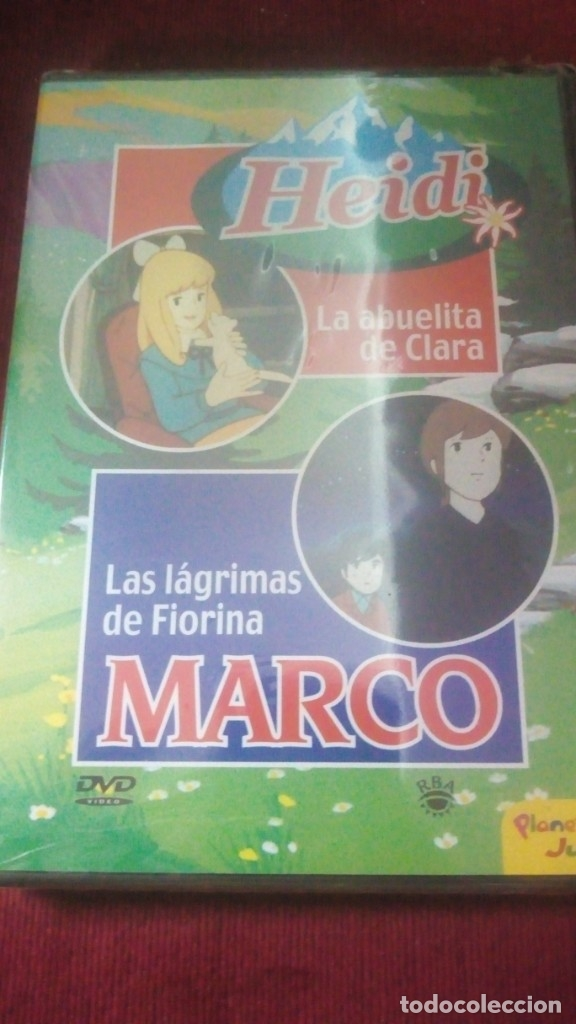 HEIDI Y MARCO Nº27 (Cine - Películas - DVD)