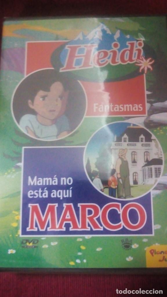 HEIDI Y MARCO Nº33 (Cine - Películas - DVD)