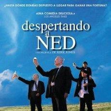 Cine: DESPERTANDO A NED DIRECTOR: KIRK JONES ACTORES: IAN BANNEN, DAVID KELLY, FIONNULA FLANAGAN. Lote 179396806