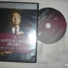 Cine: ALFRED HITCHCOCK - EN DVD. Lote 179399442