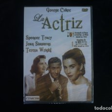 Cine: LA ACTRIZ - SPENCER TRACY-DVD NUEVO PRECINTADO. Lote 179399943