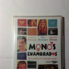 Cine: MONOS ENAMORADOS DE MARK STRATTON DVD NUEVO . Lote 179403383