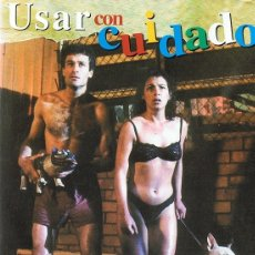 Cine: USAR CON CUIDADO WILLIAM BRANT . Lote 179535478