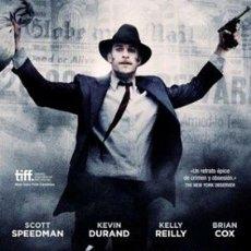 Cine: EL GANGSTER DIRECTOR: NATHAN MORLANDO ACTORES: SCOTT SPEEDMAN, KELLY REILLY, KEVIN DURAND. Lote 179537138