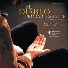 Cine: EL DIABLO PROBABLEMENTE DIRECTOR: ROBERT BRESSON ACTORES: ANTOINE MONNIER, NICOLAS DEGUY, TINA IRIS. Lote 179542832