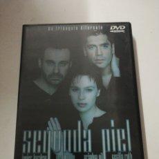 Cine: SEGUNDA PIEL DVD. Lote 179791720