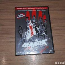 Cine: MANOS THE HANDS OF FATE EDICION ESPECIAL RESTAURADA DVD NUEVA PRECINTADA. Lote 179945015
