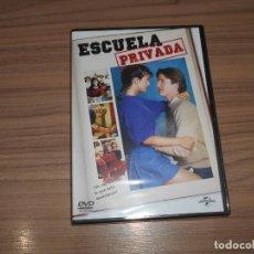 Cine: ESCUELA PRIVADA DVD NUEVA PRECINTADA. Lote 179945483