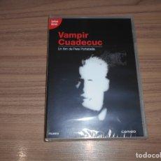 Cine: VAMPIR CUADECUC EDICION ESPECIAL DVD + LIBRO CHRISTOPHER LEE NUEVA PRECINTADA. Lote 179945570