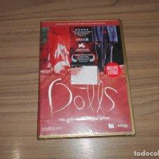 Cine: DOLLS NUEVA VERSION REMASTERIZADA DVD DE TAKESHI KITANO NUEVA PRECINTADA. Lote 179945653