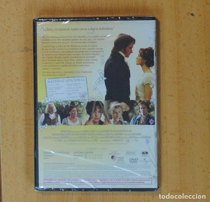 Cine: ORGULLO Y PREJUICIO - DVD - Foto 2 - 180024756