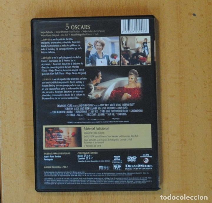 Cine: AMERICAN BEAUTY - DVD - Foto 2 - 180025342