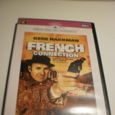 Cine: DVD FRENCH CONNECTION. GENE HACKMAN. 99 MIN (SEMINUEVA). Lote 180071210