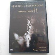 Cine: EL EXPRESO DE MEDIA NOCHE.DVD.1978.. Lote 180084498