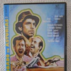 Cine: PARRANDA. DVD DE LA PELICULA DE GONZALO SUAREZ. CON JOSE LUIS GOMEZ, JOSE SACRISTAN, ANTONIO FERRAND. Lote 180108383