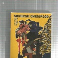 Cine: SAMURAI CHAMPLOO COLECCIONISTA . Lote 180125086