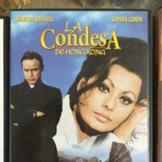 Cine: LA CONDESA DE HONG KONG. Lote 180142018