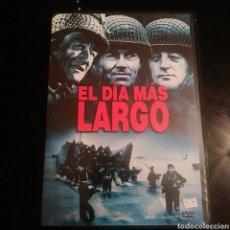 Cine: EL DIA MAS LARGO.DVD. Lote 180202466