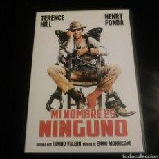 Cine: MI NOMBRE ES NINGUNO.DVD.SLIM. Lote 180202963