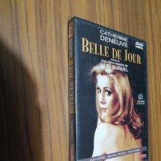 Cine: BELLE DE JOUR. CATHERINE DENEUVI. DVD EN BUEN ESTADO. LUIS BUÑUEL. . Lote 180203900