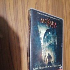 Cine: LA MORADA DEL MIEDO. DVD EN BUEN ESTADO. PROCEDENTE DE VIDEOCLUB. . Lote 180203983