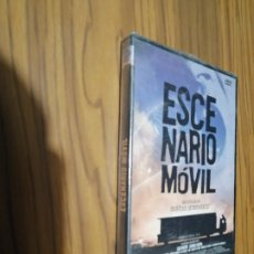 Cine: ESCENARIO MOVIL. MONTXO ARMENDARIZ. DVD PRECINTADO. SIN ABRIR. . Lote 180204312
