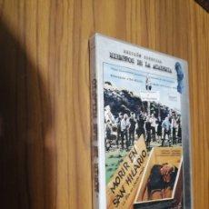 Cine: MORIR EN SAN HILARIO. DVD EN BUEN ESTADO. EDICION ESPECIAL ACADÉMICOS. NO VENAL. DIFICIL. Lote 180204593