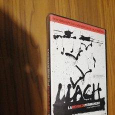 Cine: LA REVOLTA PERMANENT. LLUIS DANÉS. DVD BUEN ESTADO. ED. ESPECIAL ACADÉMICOS. NO VENAL. RARÍSIMA. Lote 180205146