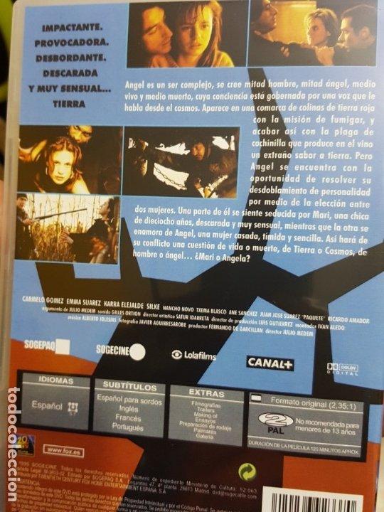 Cine: TIERRA (DVD) - Foto 2 - 180205162