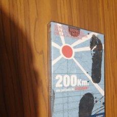 Cine: 200 KM. UNA PELÍCULA DE DISCUSION. DVD PRECINTADO SIN ABRIR. ED. DE MIEMBROS ACADEMIA. NO VENAL. Lote 180206153