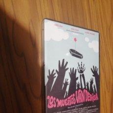 Cine: LOS MUERTOS VAN DEPRISA. CHETE LERA. NEUS ASENSI. DVD PRECINTADA. SIN ABRIR. DIFICIL DE CONSEGUIR. Lote 180206531