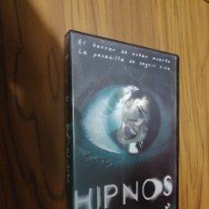 Cine: HIPNOS. DVD EN BUEN ESTADO. EDICION PROMOCIONAL PARA MIEMBROS DE ACADEMIA. BUEN ESTADO. Lote 180207078