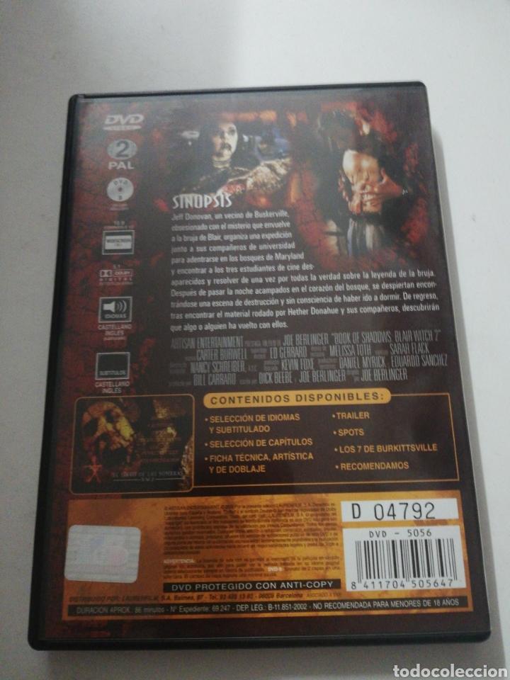 Cine: El libro de las sombras dvd - Foto 2 - 180226685