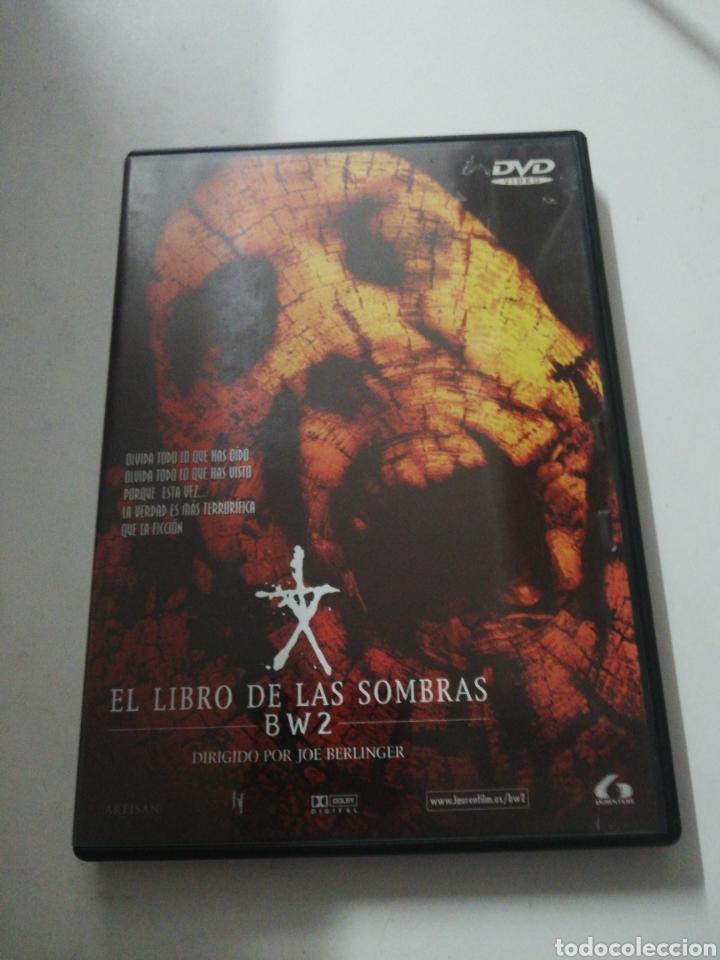 EL LIBRO DE LAS SOMBRAS DVD (Cine - Películas - DVD)