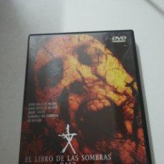 Cine: EL LIBRO DE LAS SOMBRAS DVD. Lote 180226685
