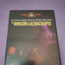 Cine: DVD. LA INVASIÓN DE LOS ULTRACUERPOS.. Lote 180257932