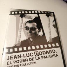 Cine: JEAN - LUC GODARD, EL PODER DE LA PALABRA _AN. Lote 180259760