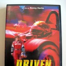 Cine: DRIVEN • DVD • SYLVESTER STALLONE. Lote 180264918