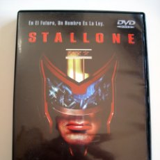 Cine: JUEZ DREDD • DVD (LAUREN FILMS) • STALLONE. Lote 180266205