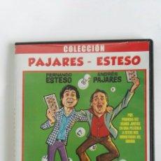 Cine: LOS BINGUEROS PAJARES-ESTESO DVD. Lote 180291488