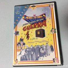 Cine: DVD CANCIONES PARA DESPUES DE UNA GUERRA INCLUYE DOCUMENTAL EXTRA IMPERIO ARGENTINA LOLA FLORES . Lote 180293368