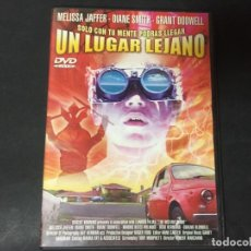 Cine: DVD UN LUGAR LEJANO - UN HOGAR LEJANO CINE FANTASTICO CIENCIA FICCION EXTRATERRESTRES. Lote 180296018