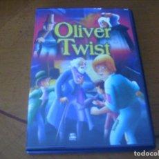 Cine: OLIVER TWIST / RARA EDICIO DIBUJOS ANIMADOS . Lote 180331052