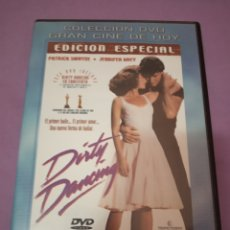 Cine: DVD. DIRTY DANCING. ED. ESPECIAL.. Lote 180392007