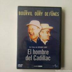 Cine: EL HOMBRE DEL CADILLAC.DVD.LUIS DE FUNES NUEVO!. Lote 180395928
