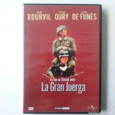 Cine: LA GRAN JUERGA/ LUIS DE FUNES_ BOURVIL. Lote 180396293