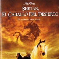 Cine: SHETAN,EL CABALLO DEL DESIERTO. Lote 180396572